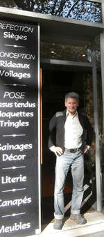 jean paul gailland tapissier lyon interview. Black Bedroom Furniture Sets. Home Design Ideas